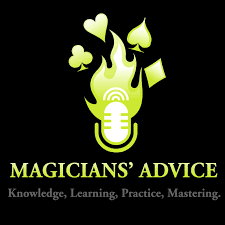 Magicians Advice Podcast Logo