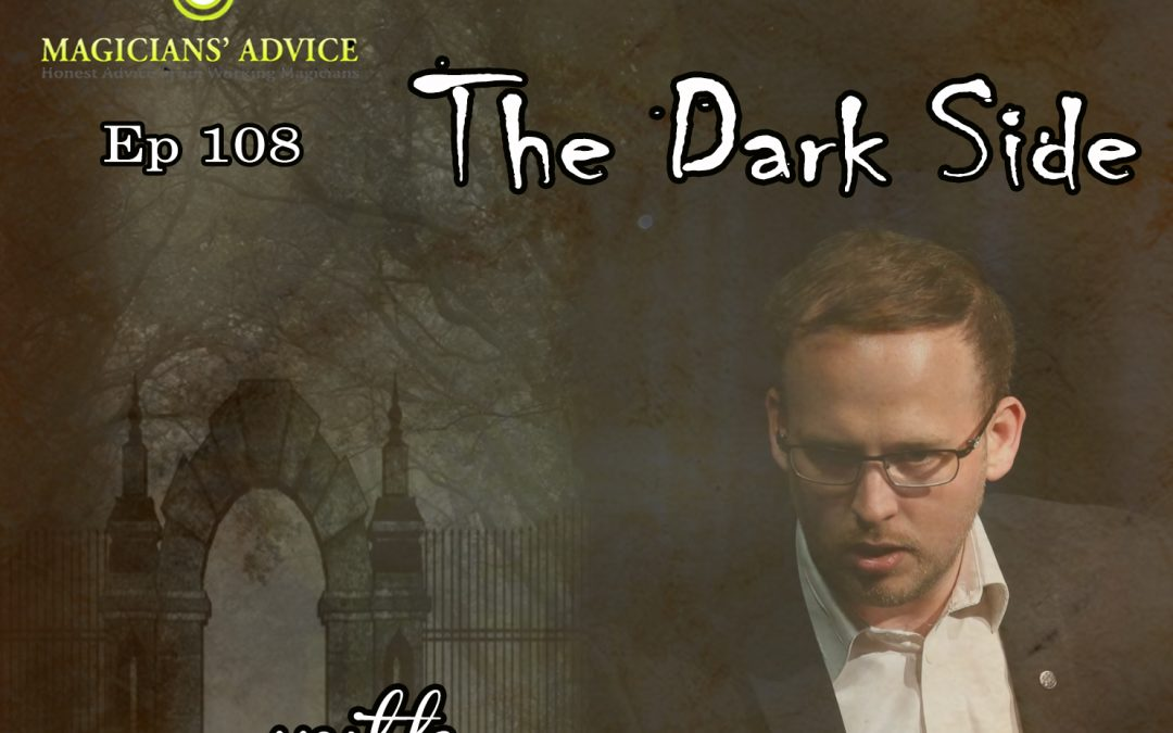 Ep108: Welcome To The Dark Side with Jamie Daws