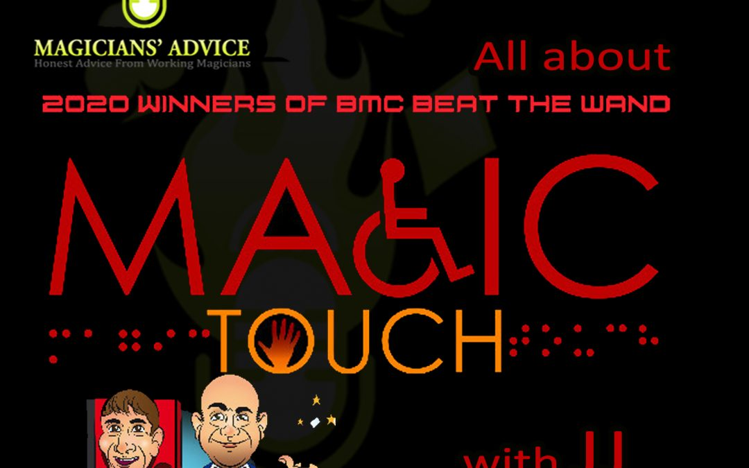 EP117 Magic Touch with JJ
