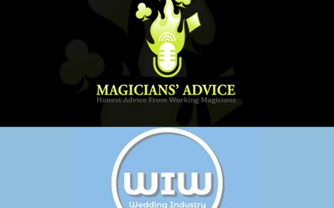 ep_104_wedding_industry_wisdom Magicians Advice Podcast