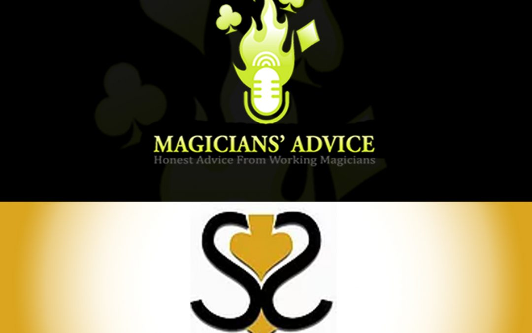 ep_106 Stephen Simmons Magicians Advice Podcast