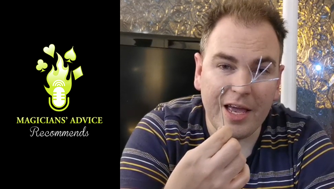 Liquid Metal Forks by World Magic Shop | Magicians' Advice Recommends.