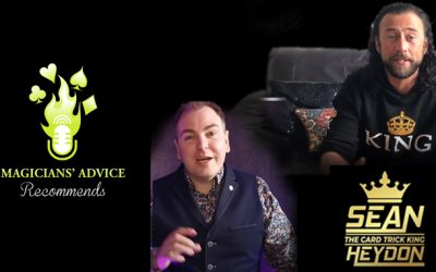 Impossible Coincidence by Sean Heydon | Magicians' Advice Recommends