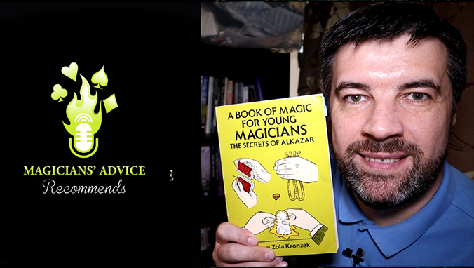 The Secrets Of Alkazar | Magicians' Advice Recommends with Tony Dawson