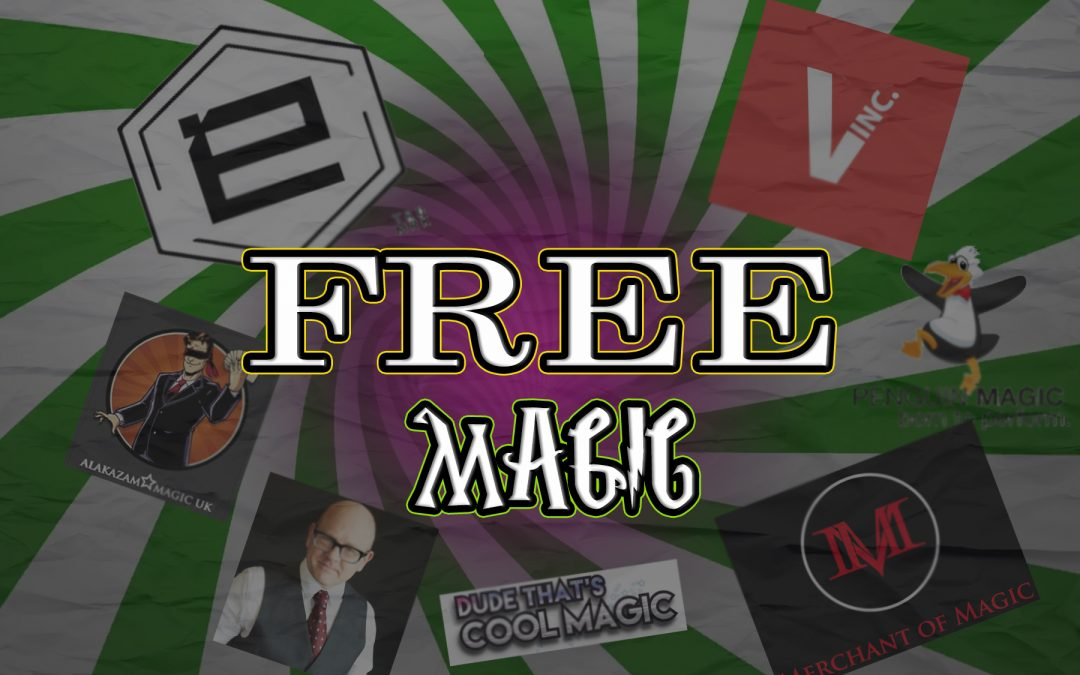 7 Places To Find Free Magic.