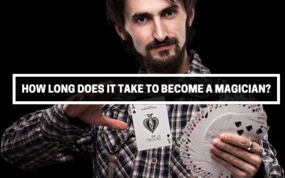 How Long Does It Take To Become A Magician?