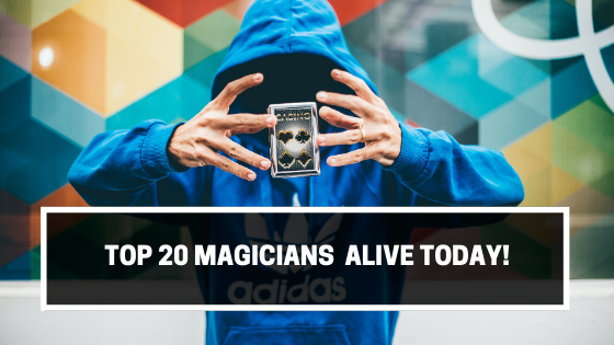Top 20 magicians alive today