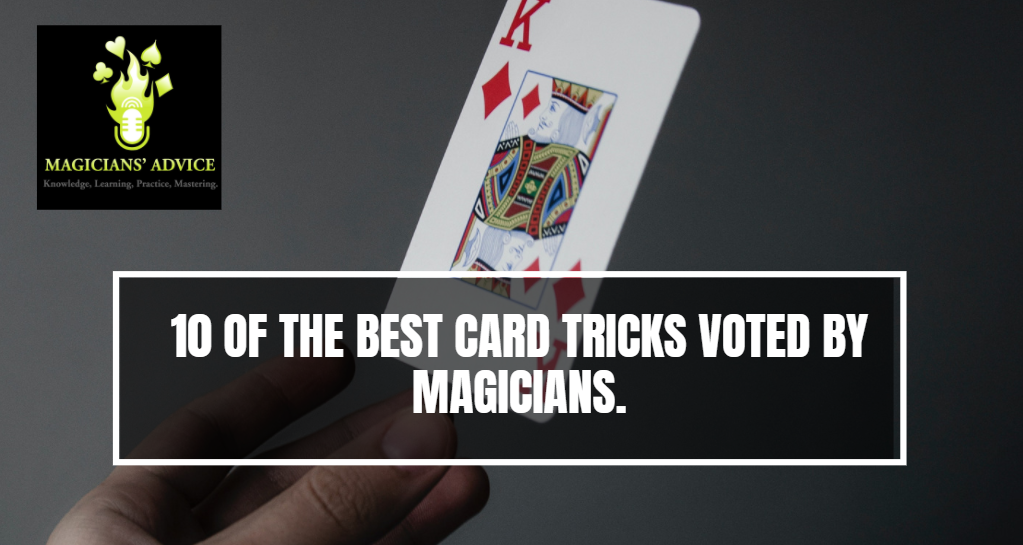 10 of the best card tricks