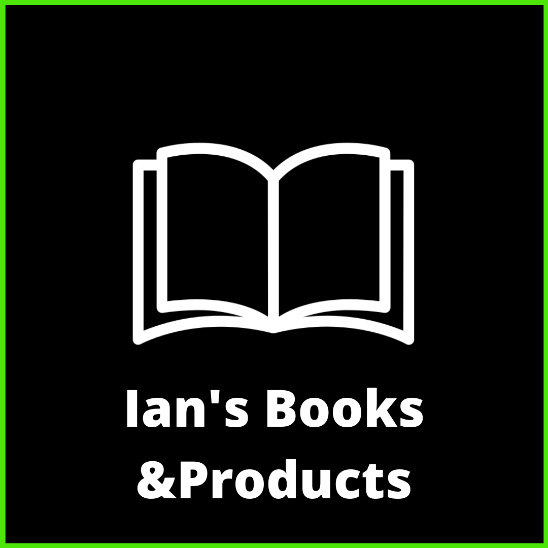 Ian's Books & Products