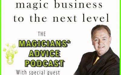 Episode 161. Taking your magic to the next level with Sean Taylor.